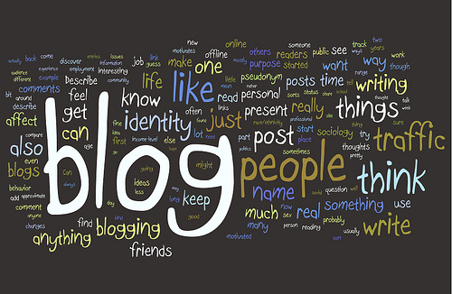 blogging strategy