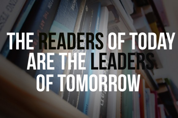Leaders Are Readers