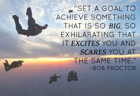 bob proctor goal setting